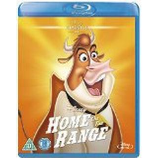 Home on the Range [Blu-ray] [Region Free]
